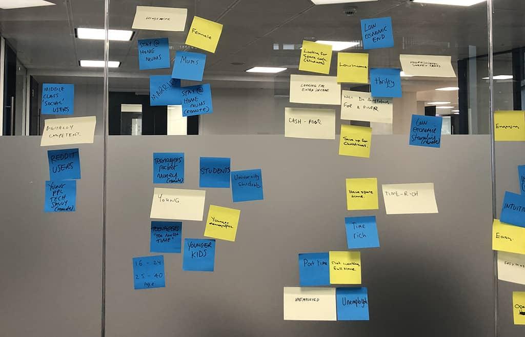 Pollpass Brand Realignment Workshop